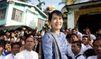 Aung San Suu Kyi. Un an après