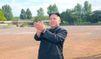 Corée du Nord. Kim Jong-un bombe le torse