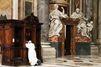 Dans les coulisses du Vatican