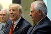 """Donald Trump a-t-il été traité d'""""abruti"""" par son secrétaire d'Etat ?"""