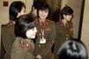 Arrivées à Pékin, les chanteuses nord-coréennes annulent le concert