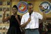 Pour les Obama, un Noël auprès des soldats