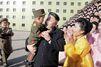 Rencontres larmoyantes pour le leader nord-coréen