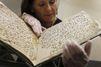 Une des plus anciennes versions du Coran découverte