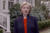 """Hillary Clinton: """"Je suis candidate à la présidence"""""""