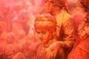 Holi Festival : L'Inde en voit de toutes les couleurs
