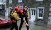 Inondations historiques dans le nord de l'Angleterre