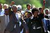 Une ex-femme de Nelson Mandela a été hospitalisée
