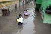 L'Inde noyée sous les eaux