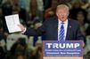 La nouvelle bourde de Donald Trump
