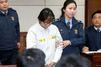 """La """"Raspoutine"""" sud-coréenne comparaît devant la justice"""