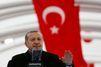 Le président turc accuse à nouveau l'Occident de soutenir Daech