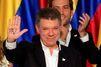 Le prix Nobel de la Paix remis au président colombien Santos