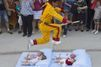 """Le """"saute-bébé"""", cette étrange tradition espagnole"""