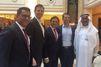 Les fils de Donald Trump à Dubaï pour l'inauguration d'un golf