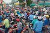 Les scooters ont envahi Saïgon