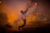 Nuit de colère à Baltimore