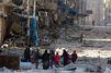 Syrie: un accord pour évacuer les combattants rebelles d'Alep