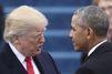 """Trump accuse Obama de l'avoir mis """"sur écoute"""" avant la présidentielle"""