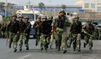 Xinjiang : L'armée en force à Urumqi