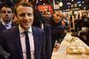Emmanuel Macron fait feu contre François Fillon