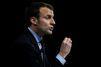 """Emmanuel Macron : """"Rien ne se fait si l'école ne fonctionne plus"""""""
