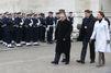 Ségolène Royal accueille Raul Castro à Paris
