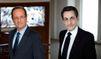 Hollande et Sarkozy, le duel attendu