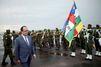François Hollande, visite express en Centrafrique