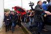 Jets de projectiles pour Fillon au Pays basque