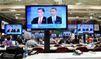 Le 1er débat Obama/Romney vu de la Spin Room