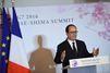 """Loi Travail: Hollande dit qu'il """"tiendra bon"""""""