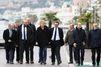 Marine Le Pen fait campagne à Nice