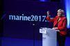 """Marine Le Pen propose un """"moratoire immédiat"""" sur l'immigration"""
