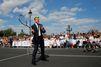Paris 2024, Emmanuel Macron dans une forme olympique
