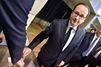 Présidentielle : François Hollande a voté à Tulle