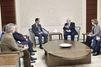 Quatre élus français rencontrent Assad à Damas