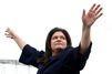 Raquel Garrido, prête à abandonner la politique?