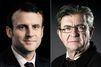 Sondage présidentielle : Macron toujours en tête, Mélenchon fléchit