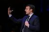 Sondage présidentielle : Macron, vainqueur de la semaine
