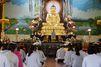 À Evry, la plus grande pagode d'Europe a ouvert ses portes