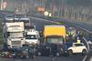 Cinq morts dans un tragique carambolage en Vendée