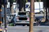 En images : sur les Champs-Elysées, après l'attaque