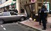 Exclusif: Braquage d'une agence BNP à la voiture-bélier à Levallois