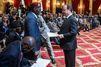 François Hollande a réintégré 28 tirailleurs sénégalais dans la nationalité française