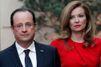 François Hollande et Valérie face à l'épreuve du pouvoir