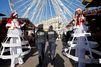 Pour Noël, sécurité renforcée en France