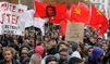 Retraites: Entre 4.000 et 17.000 jeunes manifestants à Paris