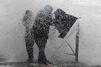 Sous des trombes d'eau, l'Hérault placé en vigilance rouge pluies-inondations