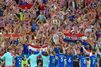 Euro 2016: la victoire de la Croatie sur l'Espagne en images